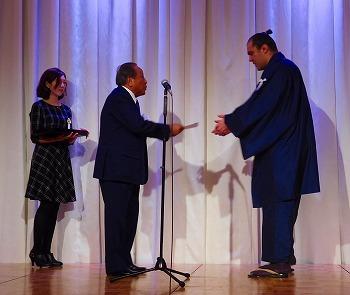 平成二十七年十一月場所 阿武松部屋打ち上げパーティー開催される