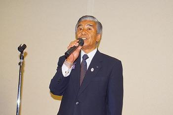 平成二十七年五月場所 阿武松部屋打ち上げパーティー開催される