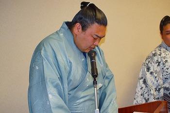 平成二十七年一月場所 阿武松部屋打ち上げパーティー開催される